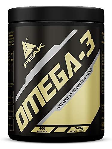 Peak Omega 3 - 400 Kapseln