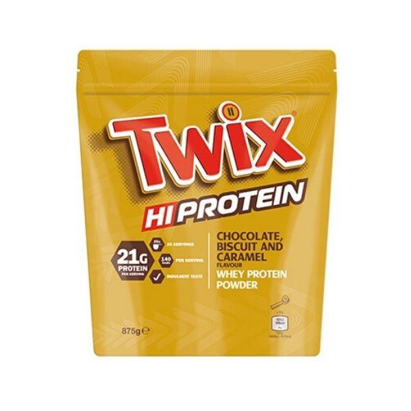 Twix HI PROTEIN Pulver 875g