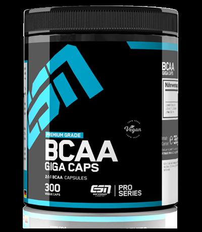 ESN BCAA Giga Caps 300 Caps