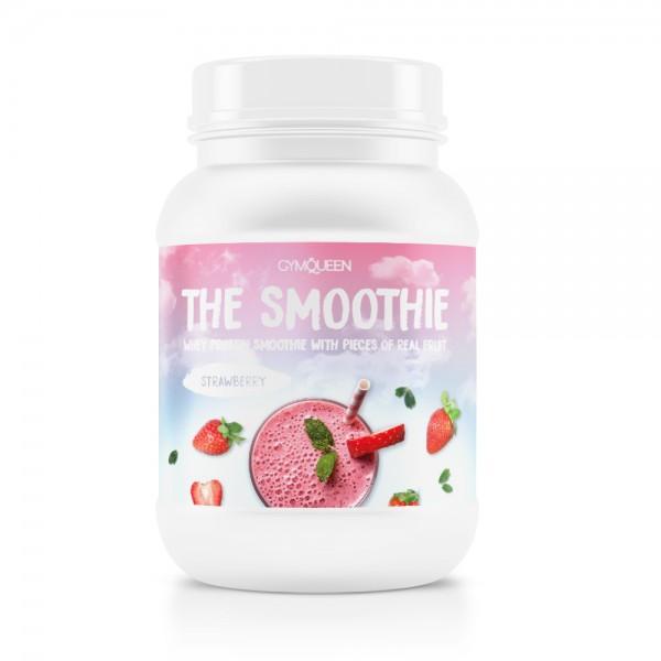 Gymqueen Whey Protein Smoothie 300g Strawberry