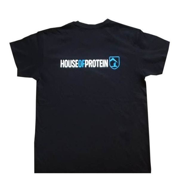 House of Protein T-Shirt Backside