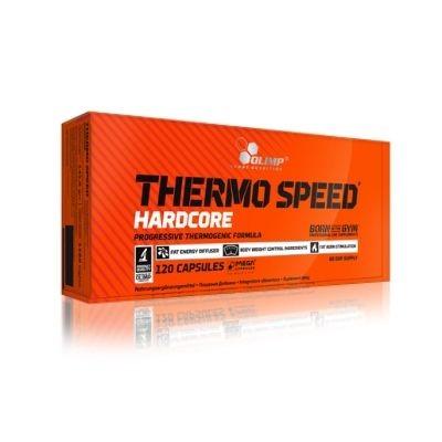 Olimp Thermo Speed Hardcore 120 Kapseln