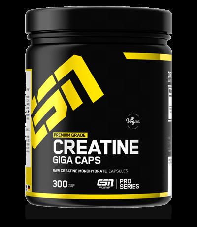 ESN Creatine Giga Caps 300 Kapseln
