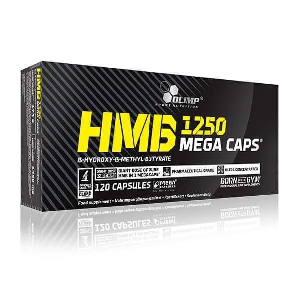 Olimp HMB 1250 Mega Caps