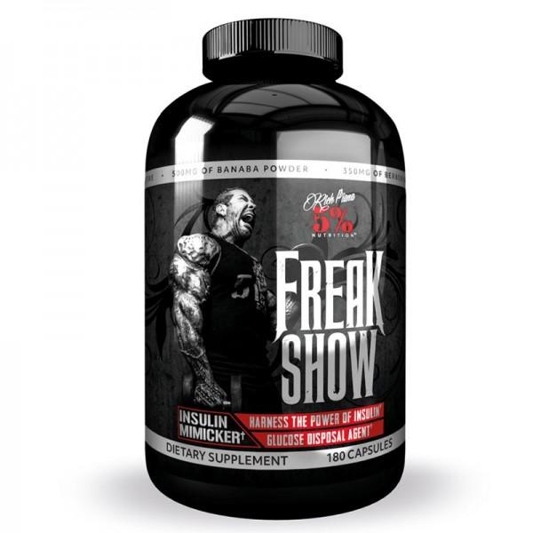 Rich Piana 5% Nutrition Freak Show 180 Kapseln