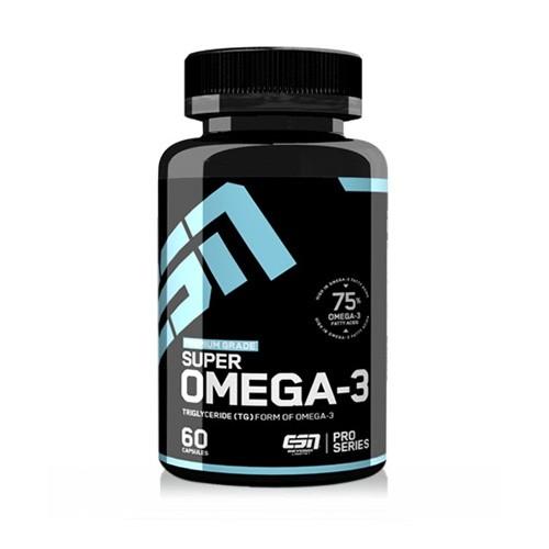 ESN Super Omega-3 60 Kapseln