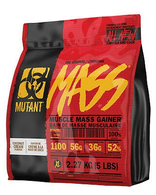 Mutant Mass Gainer 2.27 kg