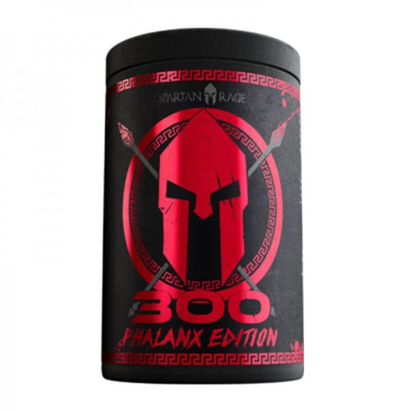 Gods Rage Spartan Rage 300 Booster Phalanx Edition