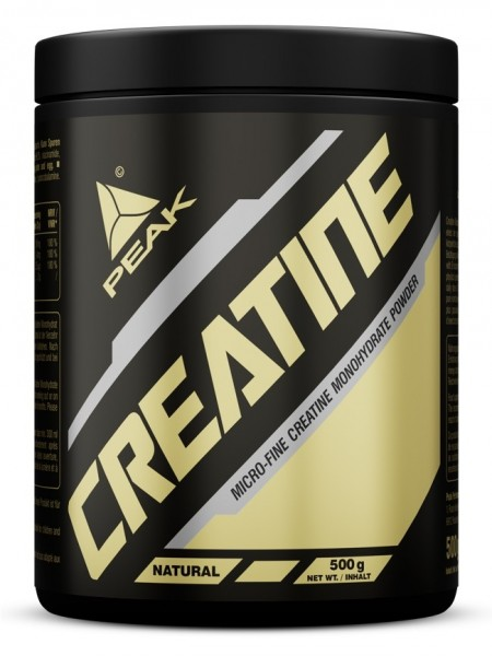 Peak Creatine Monohydrat Powder 500g