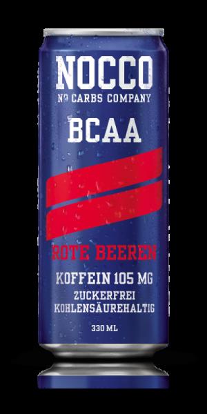 NOCCO BCAA Drink 330ml Rote Beeren