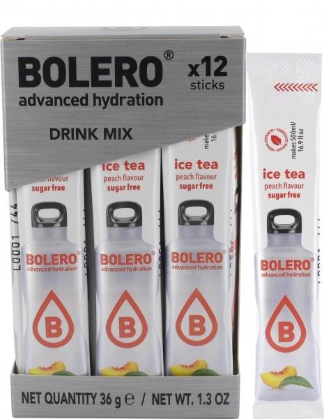 Bolero Sticks x12 Ice Tea
