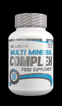 BioTech USA Multi Mineral Complex 100 Tabletten