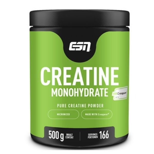 ESN Creapure Creatin Monohydrat 500g
