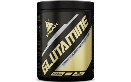 Peak Glutamine Natural 500g