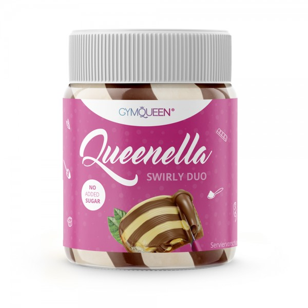 Gymqueen Queenella SWIRLY DUO 250g