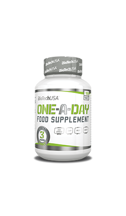 BioTech USA One a Day 100 Tabletten