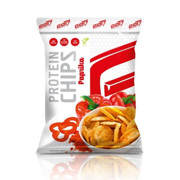 Got7 High Protein Chips 50g Paprika