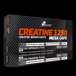 Olimp Creatin 1250 120 Mega Caps