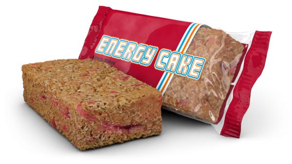 Energy Cake 125g Kirsch/Kokos