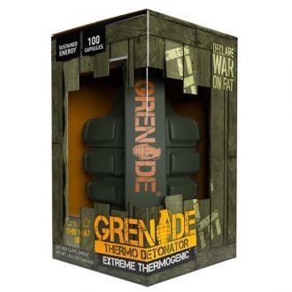 Grenade Thermo Detonator Fatburner
