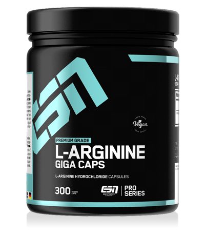 ESN L-Arginine Giga Caps 300 Kapseln