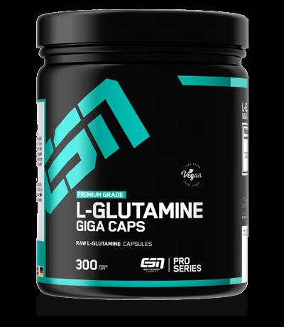 ESN L-Glutamin Giga Caps 300 Caps