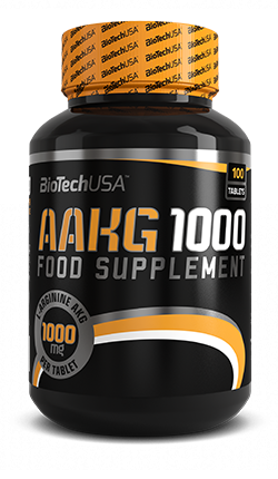 BioTech USA AAKG 1000 - 100 Tabletten