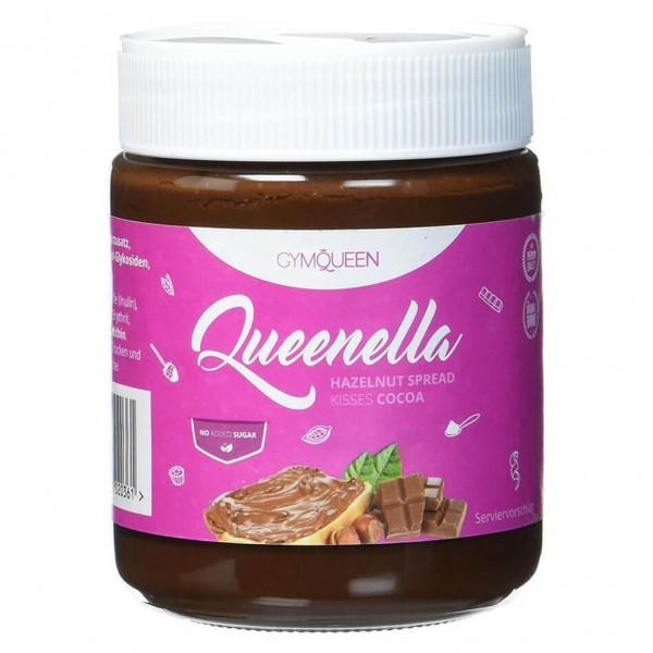 Gymqueen Queenella Haselnuss 250g