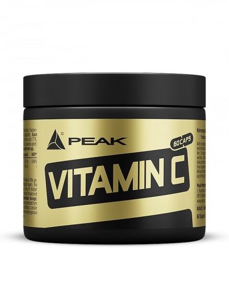 Peak Vitamin C 60 Caps