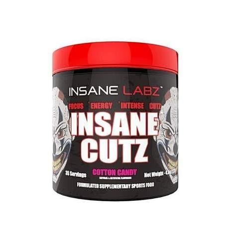 Insane Labz Insane Cutz 126g Fatburner