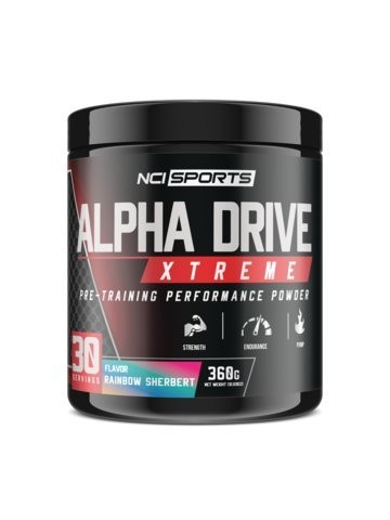 Nutraclipse Alpha Drive Xtreme 360g