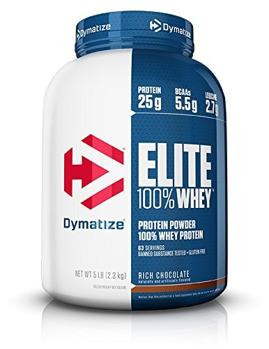 Dymatize Elite 100% Whey Chocolate Fudge 2100g