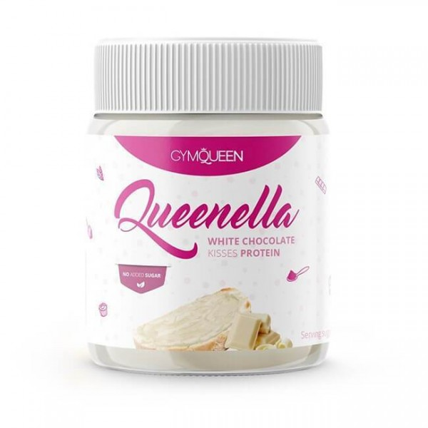 Gymqueen Queenella White 250g