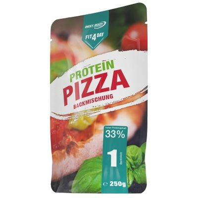 Best Body Fit4Day Protein Pizza Backmischung 250g