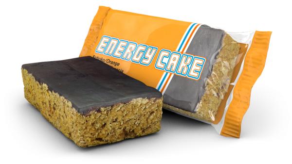 Energy Cake 125g Schoko/Orange