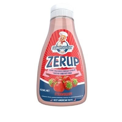 Frankys Bakery Zerup Strawberry 425ml