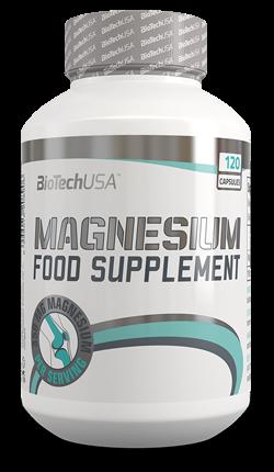 BioTech USA Magnesium 120 Kapseln