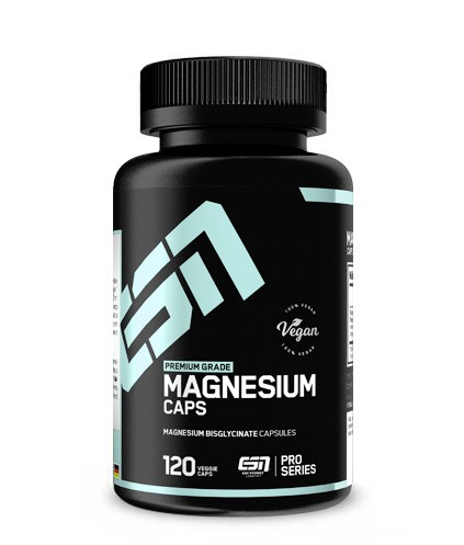 ESN Magnesium Caps 120 Kapseln
