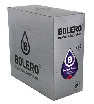 Bolero Mix 24x9g