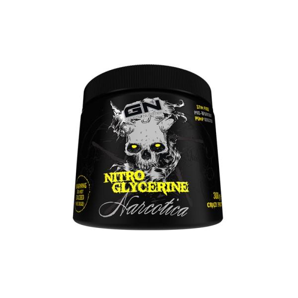 GN Laboratories Narcotica Nitro Glycerine 300g