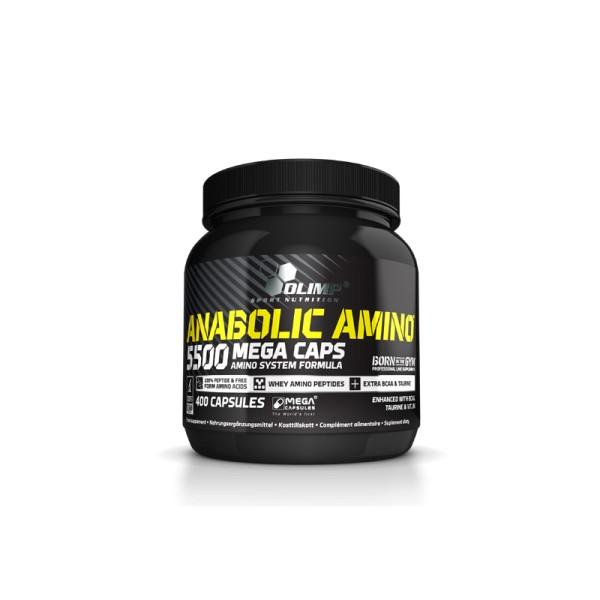 Olimp Anabolic Amino 5500 400 Mega Caps