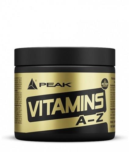 Peak Vitamins A-Z 180 Tabletten