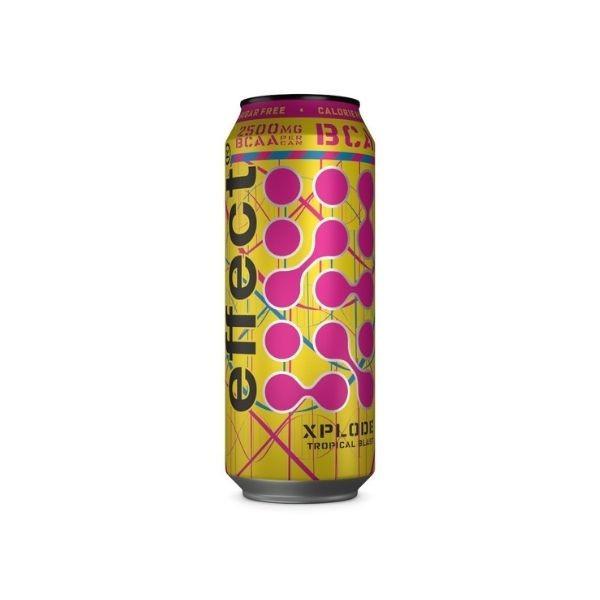 effect bcaa energy drink tropical blast 500ml