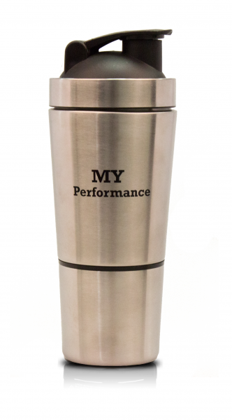 Myperformance - ALU Shaker 600ml