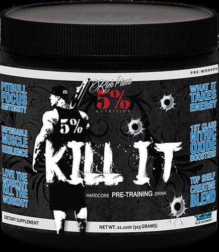 Rich Piana 5% Nutrition Kill it 357g